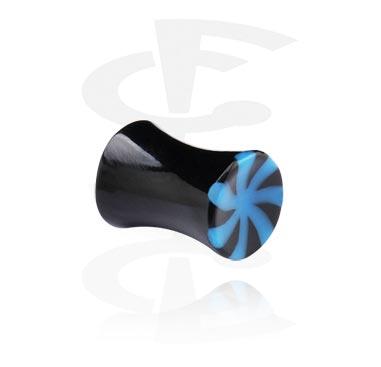 Tunely & plugy, Flared Plug, Horn