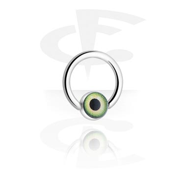 Eyeball Closure Ring