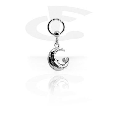 Ball Closure Ring med Berlock