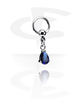 Ball Closure Ring avec Charm