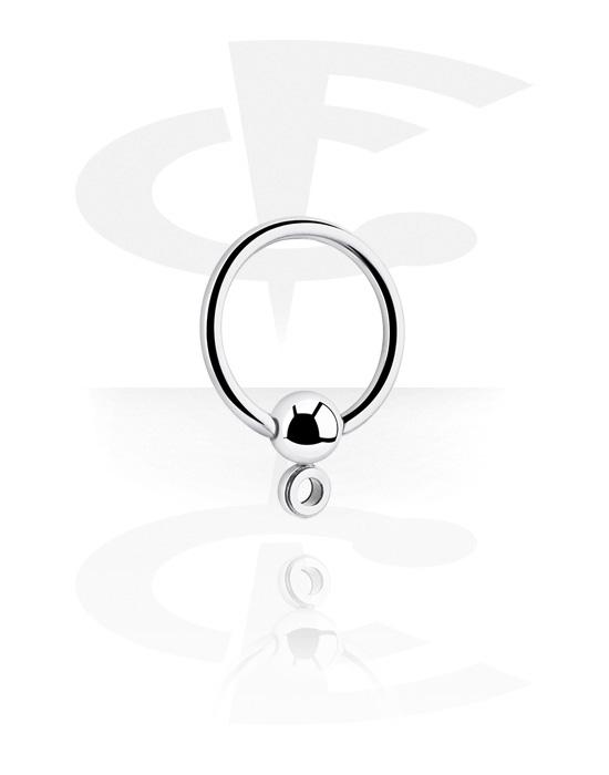 Kuglice, šipkice i još mnogo toga, Ball closure ring, Kirurški čelik 316L