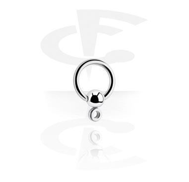 Ball Closure-Ring mit Öse