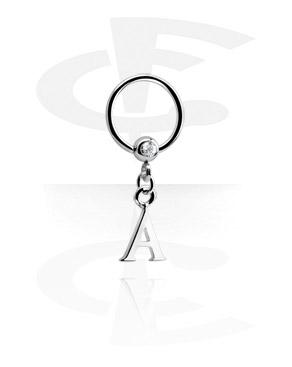Ball Closure-Ring mit Anhänger