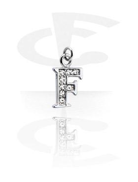Pallot ja koristeet, Charm, Plated Brass
