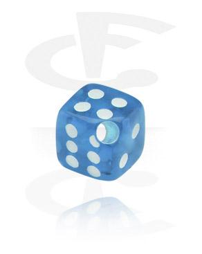 Würfel für Ball Closure Rings