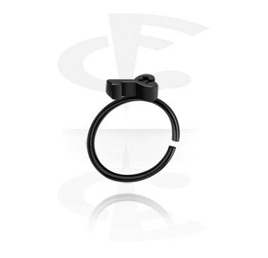 Svart Continuous Ring