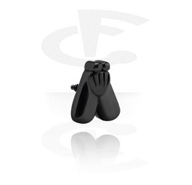 Accessoire noir