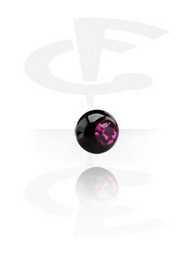 """Черный шарик """"Clip-In"""""""