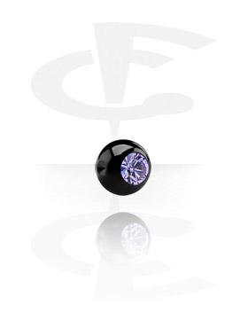 Boules noirs empierrées pour BCR