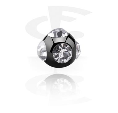 Black Micro Tiffany Ball