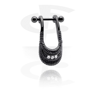 Helix / Tragus, Helix-Piercing, Surgical Steel 316L
