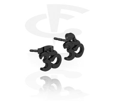Náušnice, Ear Studs, Surgical Steel 316L