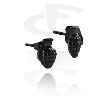 Mustat korvakorut