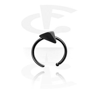 Black Nose Ring