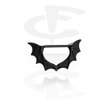Black Nipple Clicker