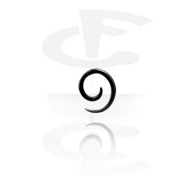Black Spiral Stretcher