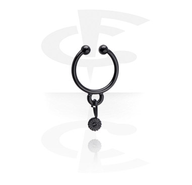 Fake septum nero
