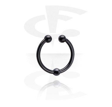 Black Fake Septum