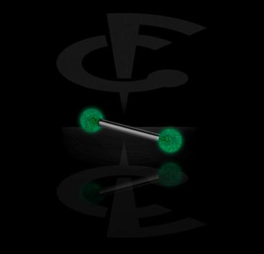 `Glow in the dark` Barbell