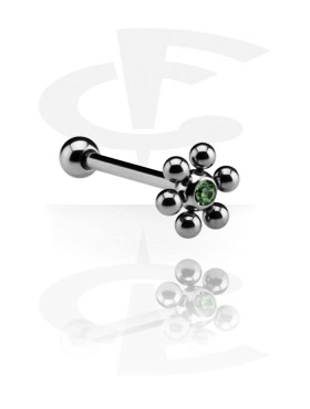 Barbell with Attachment