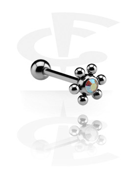 Barbell med attachment