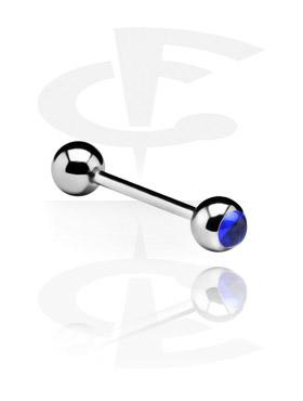 Barbell con Cabochon Balls