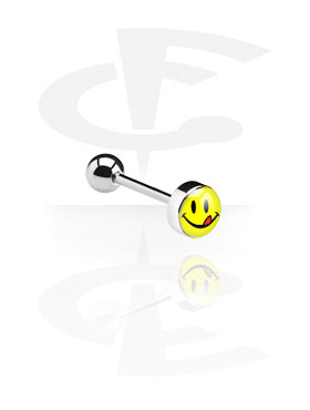 Picture Disk Barbell