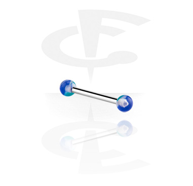 Barbells, Barbell, Surgical Steel 316L ,  Acrylic