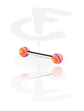 Barbell con Wave Candy Balls