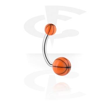 Navel Banana with Basketballs