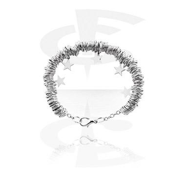 Bransolety, Fashion Bracelet, Metal