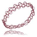 Náramky, Choker Bracelet, Plastic