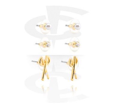 Set de studs de orelha