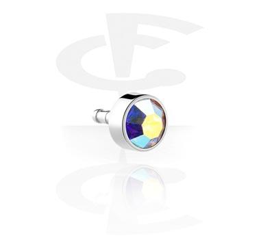 Titanium Jeweled Disk pour Bioflex Internal Labrets