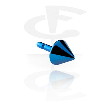 Balls & Replacement Ends, Cones for Bioflex Internal Labrets, Titanium