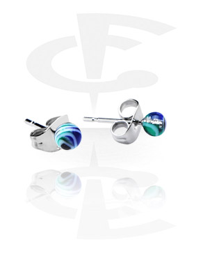 Jaw Breaker Ear Studs