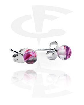 Jaw Breaker Ear Studs