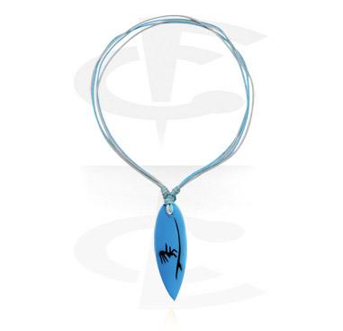 Halskette mit Surfboard