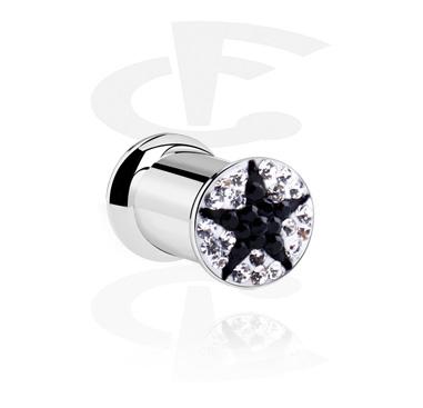 Crystaline Box Plug