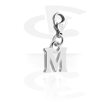 Charms, Charm for Charm Bracelet, Plated Brass