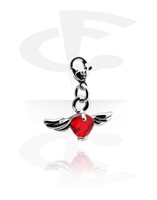 Armbånd med amuletter, Charm for Charm Bracelet, Plated Brass