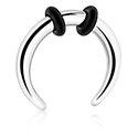 Accessoires pour étirer, Claw circulaire, Acier chirurgical 316L