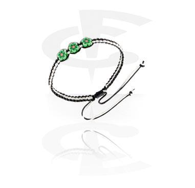 Bracelets, Bracelet, Coton