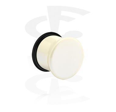 Single Flared Plug