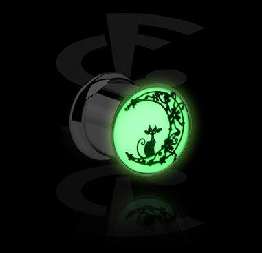 Túnel fluorescente