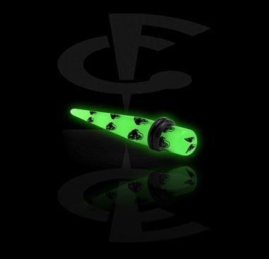 """Glow in the Dark""-Expander"