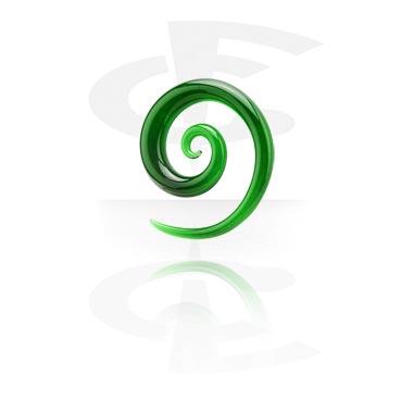 Rozpychacze, Spiral, Glass
