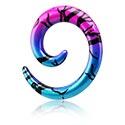 Dehnungszubehör, Spirale, Acryl