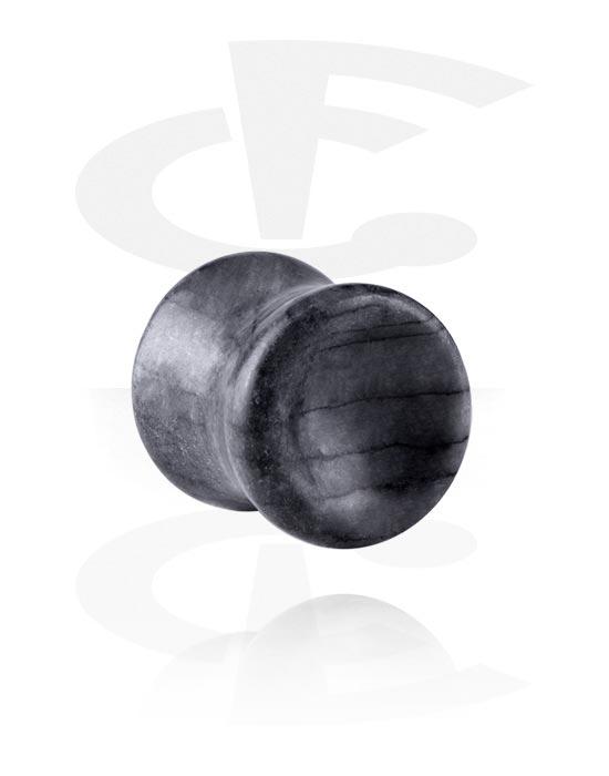 Tuneli & čepovi, Double Flared Plug, Kamen