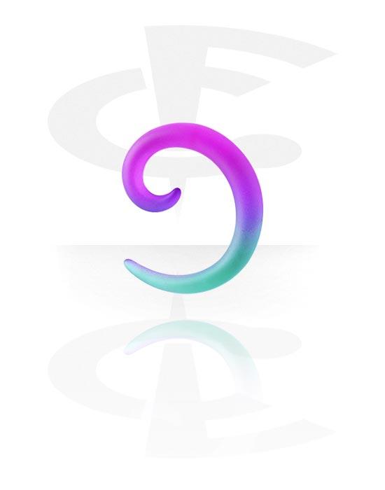 Venyttimet, Spiral, Akryyli